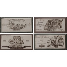 Декор Fabresa Hueso Wine Labels 20.00x10.00